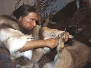 Il Neanderthal scarnifica le carcasse
