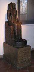 La statua della dea Sekhmet conservata a Padova