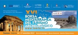 Il manifesto della Borsa mediterranea del turismo archeologico