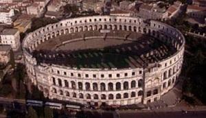 L'anfiteatro romano di Pola