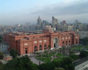 Il museo Egizio del Cairo, inaugurato nel 1902