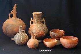 Corredo ceramico rinvenuto a Erimi