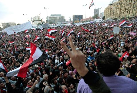 Manifestazione in Egitto: la terra dei faraoni sta conoscendo profondi cambiamenti