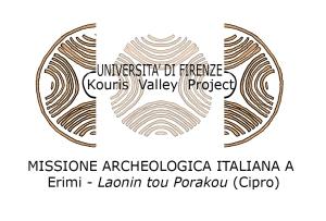 Il logo della missione archeologica dell'università di Firenza
