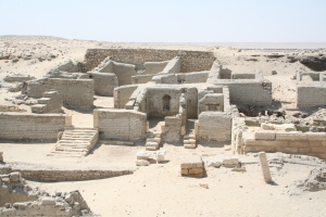 Il parco archeologico di Medinet Madi al Fayyum