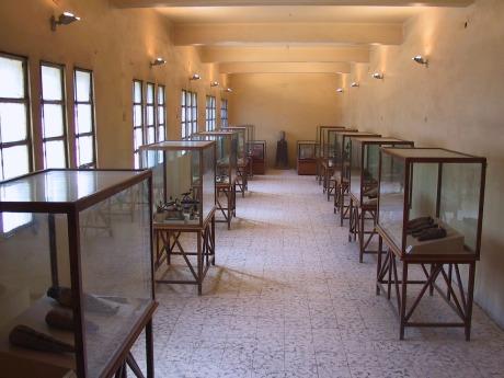 Il museo egizio di Malawi prima dell'assalto