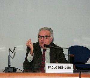 L'architetto Paolo Desideri spiega il progetto
