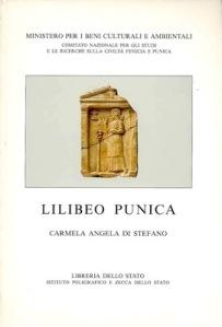 Il volume Lilibeo Punica scritto da Angela Di Stefano