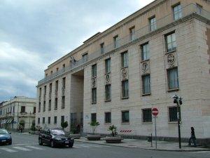 Palazzo Piacentini, sede del museo archeologico nazionale della Magna Grecia a Reggio Calabria