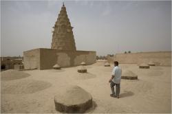 La tomba del profeta Ezechiele a Najaf