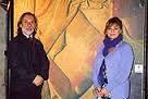 Paolo Renier con Carla Alfano