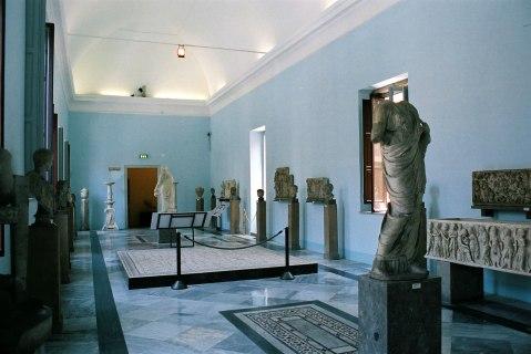 """Il museo archeologico nazionale """"Antonino Salinas"""" già diretto da Angela Di Stefano"""