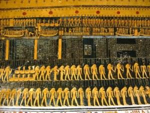 Il soffitto astronomico della tomba di Ramses VI (XX dinastia)
