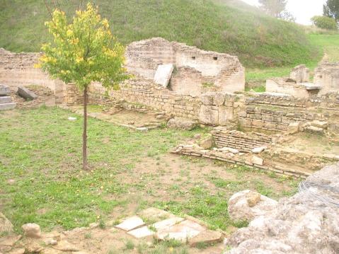 L'area archeologica paleocristiana di Santa Sofia a Canosa di Puglia