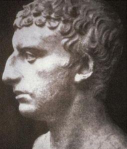 Lo storico di origine ebraica Giuseppe Flavio