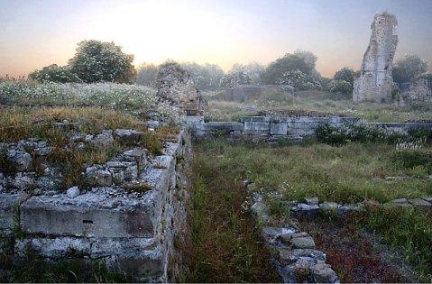 L'area archeologica Le Mure o Antiche Mura a Jesolo Paese