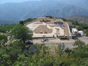 L'area musealizzata di Karatepe oggi dopo mezzo secolo di scavi