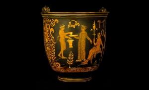 Un vaso antico recuperato dai carabinieri Tutela patrimonio culturale