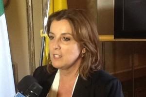 Maria Rita Sgarlata, assessore ai Beni Culturali della Regione Sicilia