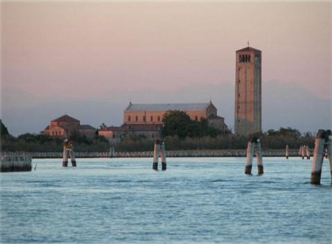 Torcello fin dall'antichità ebbe un ruolo di porto-emporio commerciale
