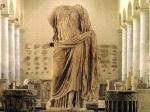 Sculture al museo archeologico nazionale Concordiese
