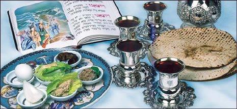 Elementi caratteristici della cena di Pesach, la Pasqua ebraica