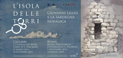 """La mostra """"L'isola delle Torri"""", da novembre al museo Pigorini di Roma, prorogata al 7 aprile"""