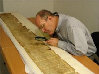Dalla loro scoperta, negli anni '50, i manoscritti del mar Morto sono oggetto di studio