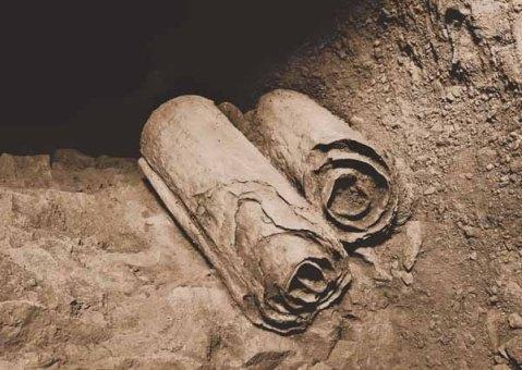 I rotoli del mar Morto: i manoscritti trovati nelle grotte di Qumran