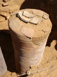 Ceramica meroitica dal sito di Abu Erteila in Sudan