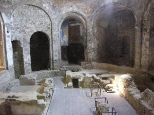 Le terme romane della Rotonda nel parco archeologico di Catania