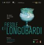 """La locandina della mostra """"Fiesole e i longobardi"""""""