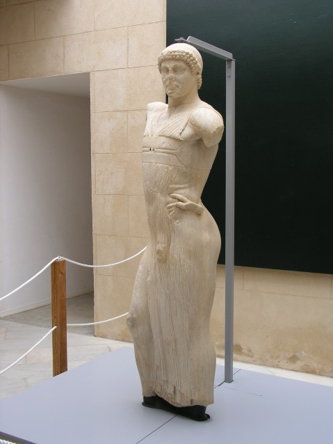 L'Auriga di Mozia nel nuovo allestimento al museo Whitaker sull'isola di Mozia