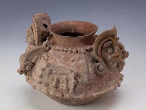 La caratteristica ceramica precolombiana dall'Ecuador in mostra a Genova
