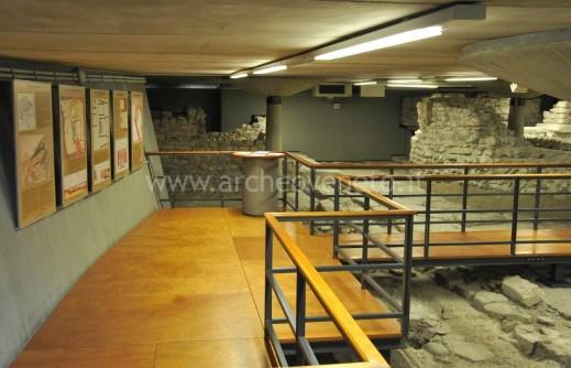 L'area archeologica sotto la piazza del duomo di Feltre, aperta al pubblico anche il 2 Giugno