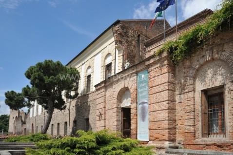 Il museo nazionale Atestino al centro del parco archeologico di Este