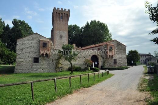 """La sede del museo archeologico del fiume Bacchiglione dove si tengono le tre giornate del progetto  """"Cura riparum"""""""