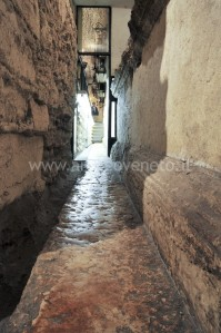 Le antiche costruzioni romane nella cantina del 12 Apostoli di Verona