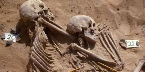 Gli scheletri da Jebel Sahaba sono la prova del primo conflitto razziale documentato dagli archeologi