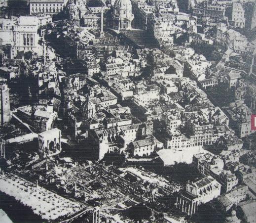 Il quartiere Alessandrino nel cuore di Roma prima degli sventramenti del Ventennio fascista