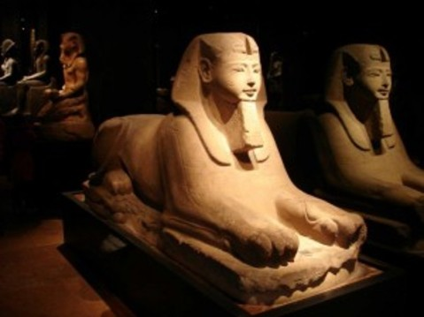 In Germania per la prima volta esposti alcuni tesori provenienti dal museo Egizio di Torino