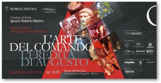 """All'Ara Pacis di Roma la mostra """"L'arte del comando. L'eredità di Augusto"""""""
