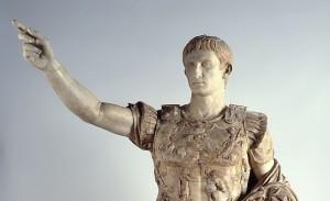 L'imperatore Ottaviano Augusto