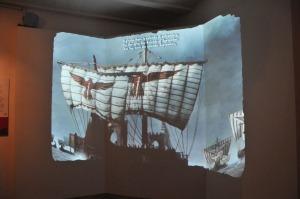 Le immagini coinvolgenti delle battaglie navali sostenute da Ottaviano