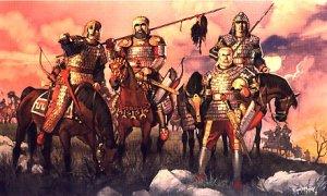 Sciti è nome che evoca immagini di cavalieri, di raffinati oggetti d'oro sbalzato, di decorazioni della cosiddetta cultura animalistica
