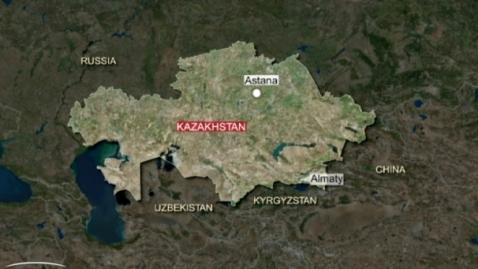 La missione congiunta Ligabue-ca' Fiscari interessa la Valle dei Sette Fiumi nella parte meridionale del Kazakhstan