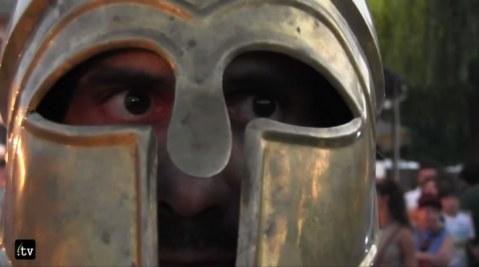 """A Dolo la ricostruzione-spettacolo gli """"Antichi Veneti contro gli Spartani del Principe Cleonimo"""""""