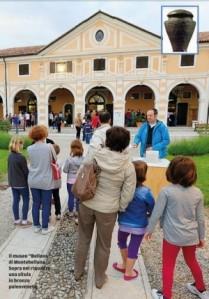 Da oggi è possibile visitare la mostra al museo di Storia Naturale e Archeologia di Montebelluna