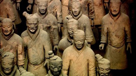 I guerrieri di Xiang: la Cina ha un posto particolare nella Rassegna di Rovereto