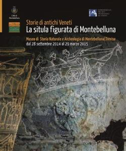 Il manifesto della mostra di Montebelluna, aperta da oggi al 29 marzo 2015
